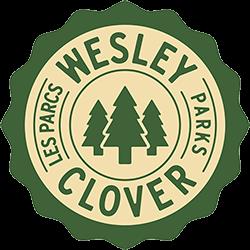 Wesley Clover Parks logo